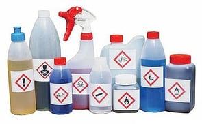 Chemicla Bottles