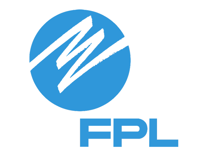 FLP logo florida power and light