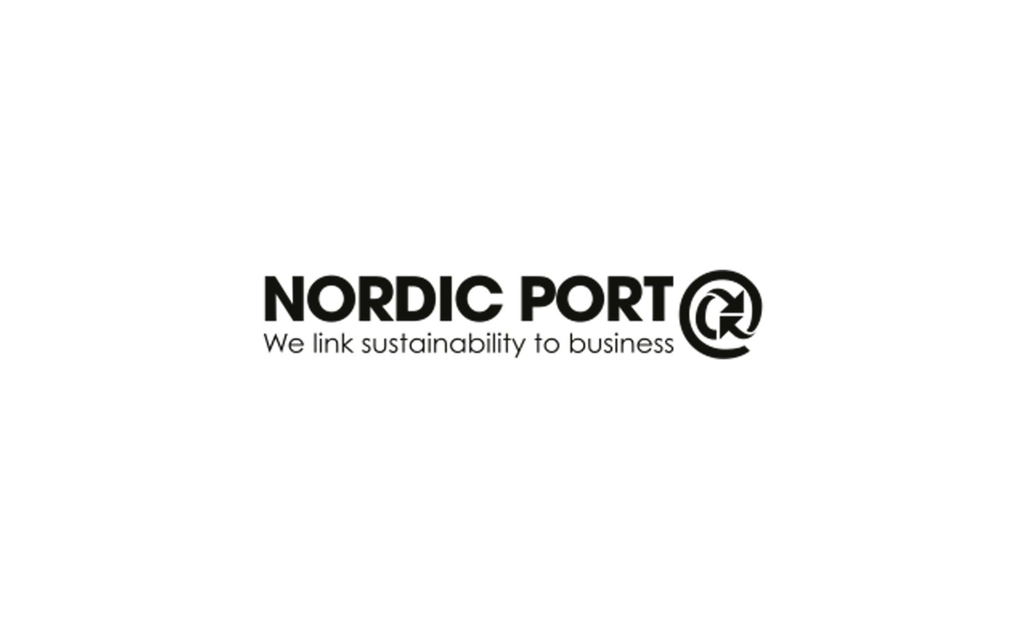 Logo of Nordic Port