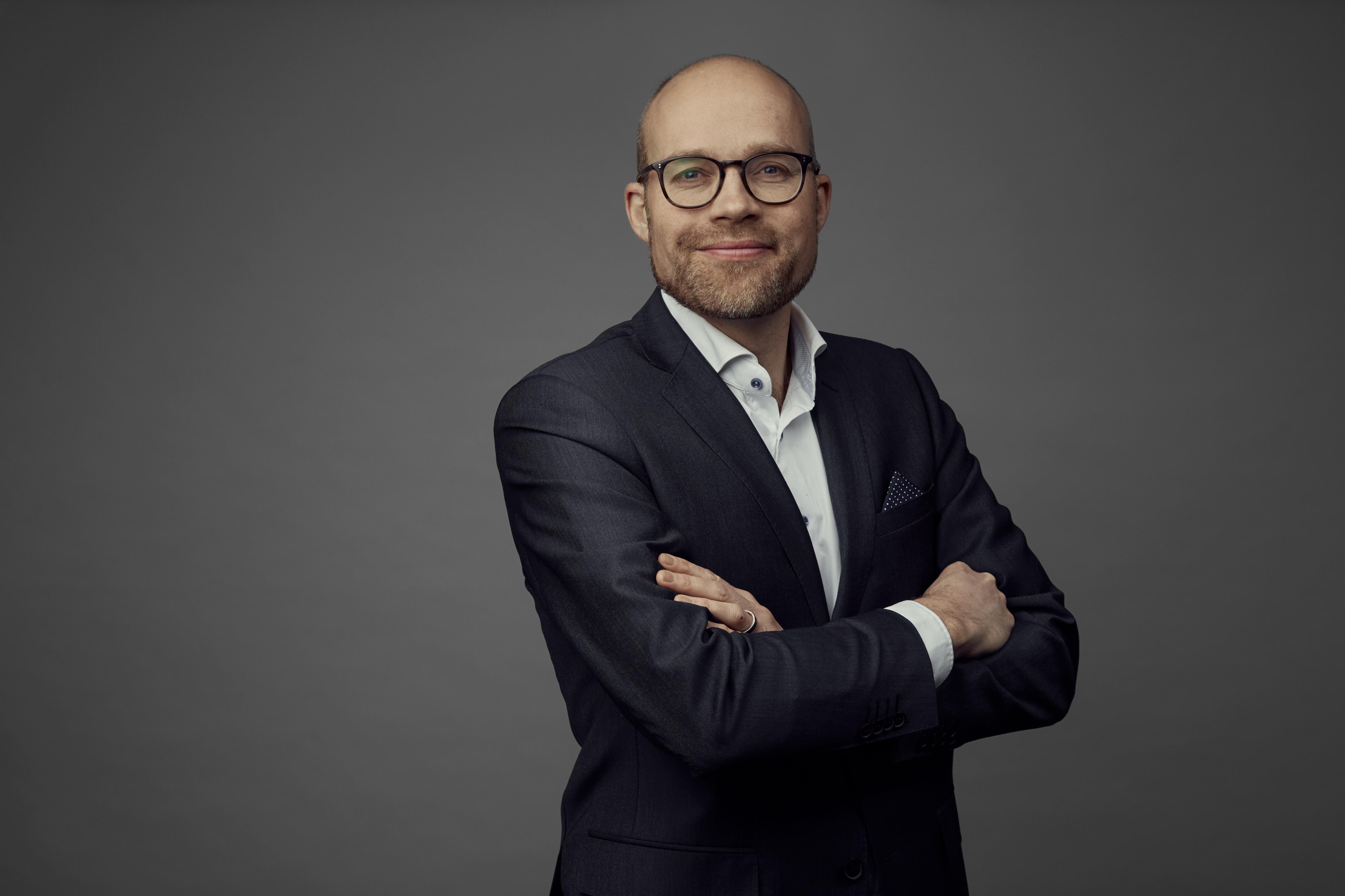 Göran Lindö, CEO EcoOnline