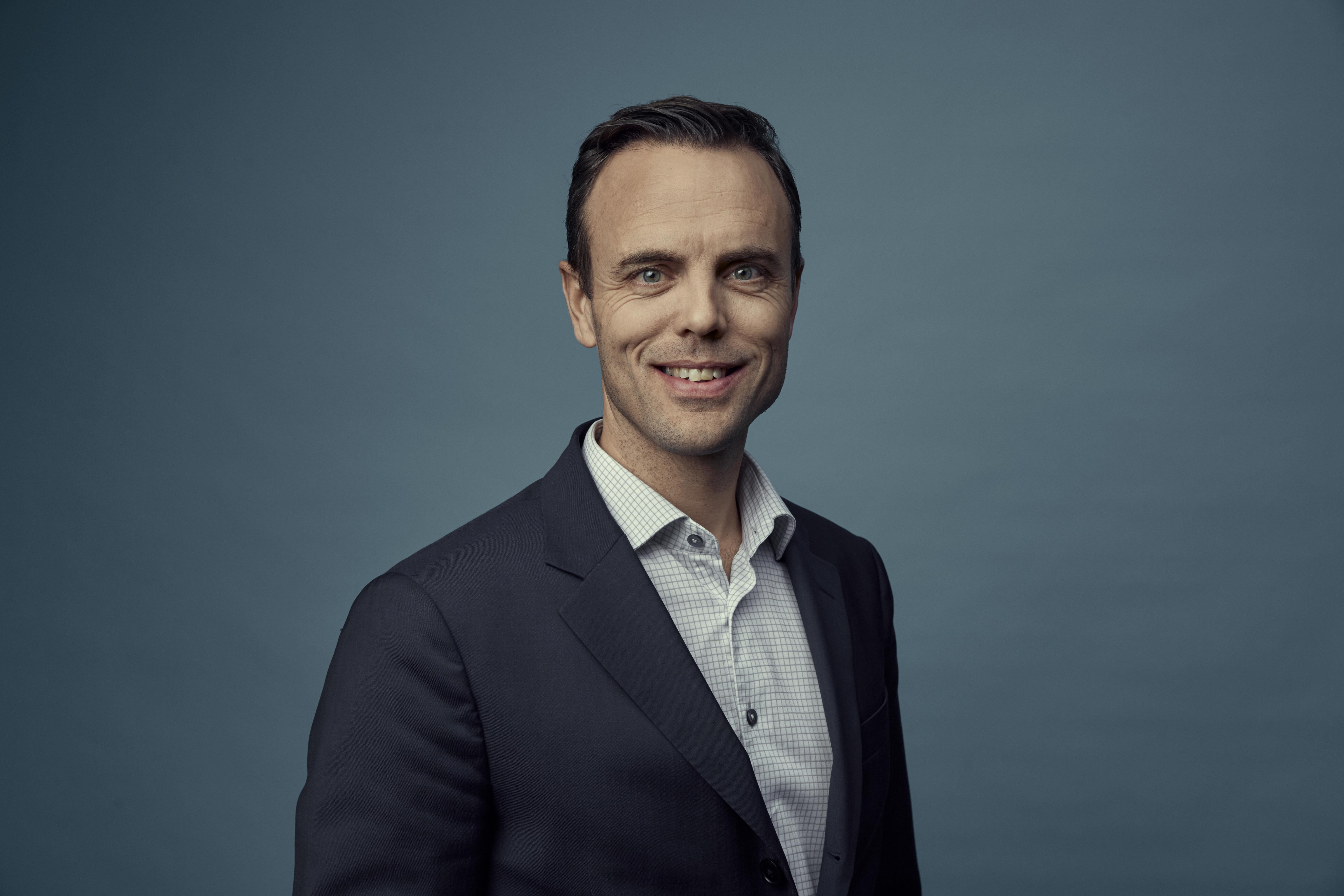 Espen Eide, VP New Customers Sales