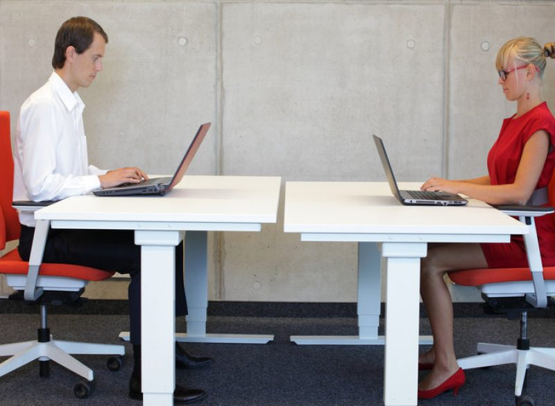 Office Work Ergonomics